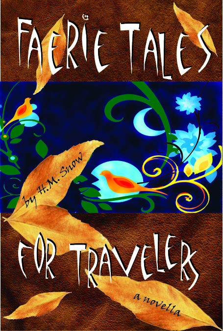 Faerie Tales for Travelers novella cover art