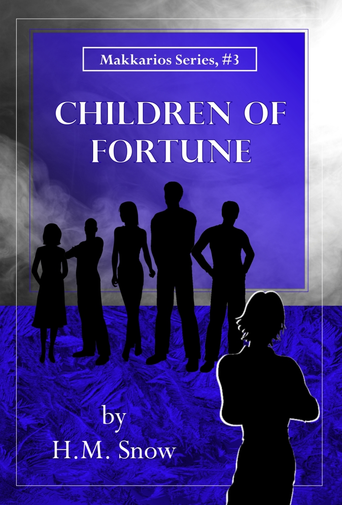 Children of Fortune book cover image