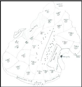 Sanctuary Map