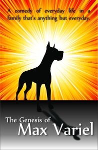 Genesis of Max Variel book cover imate
