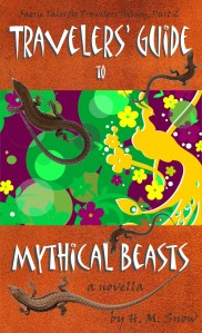 Travelers' Guide to Mythical Beasts novella cover art