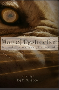Man of Destruction cover art