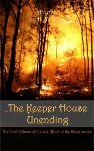 The Keeper House Unending cover image