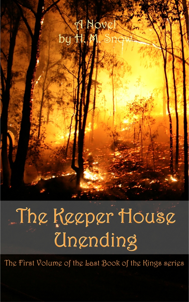 The Keeper House Unending book cover image