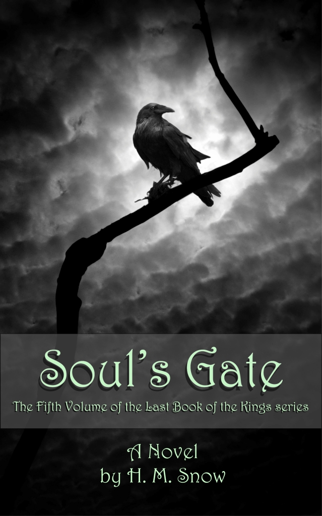 Soul's Gate book cover image