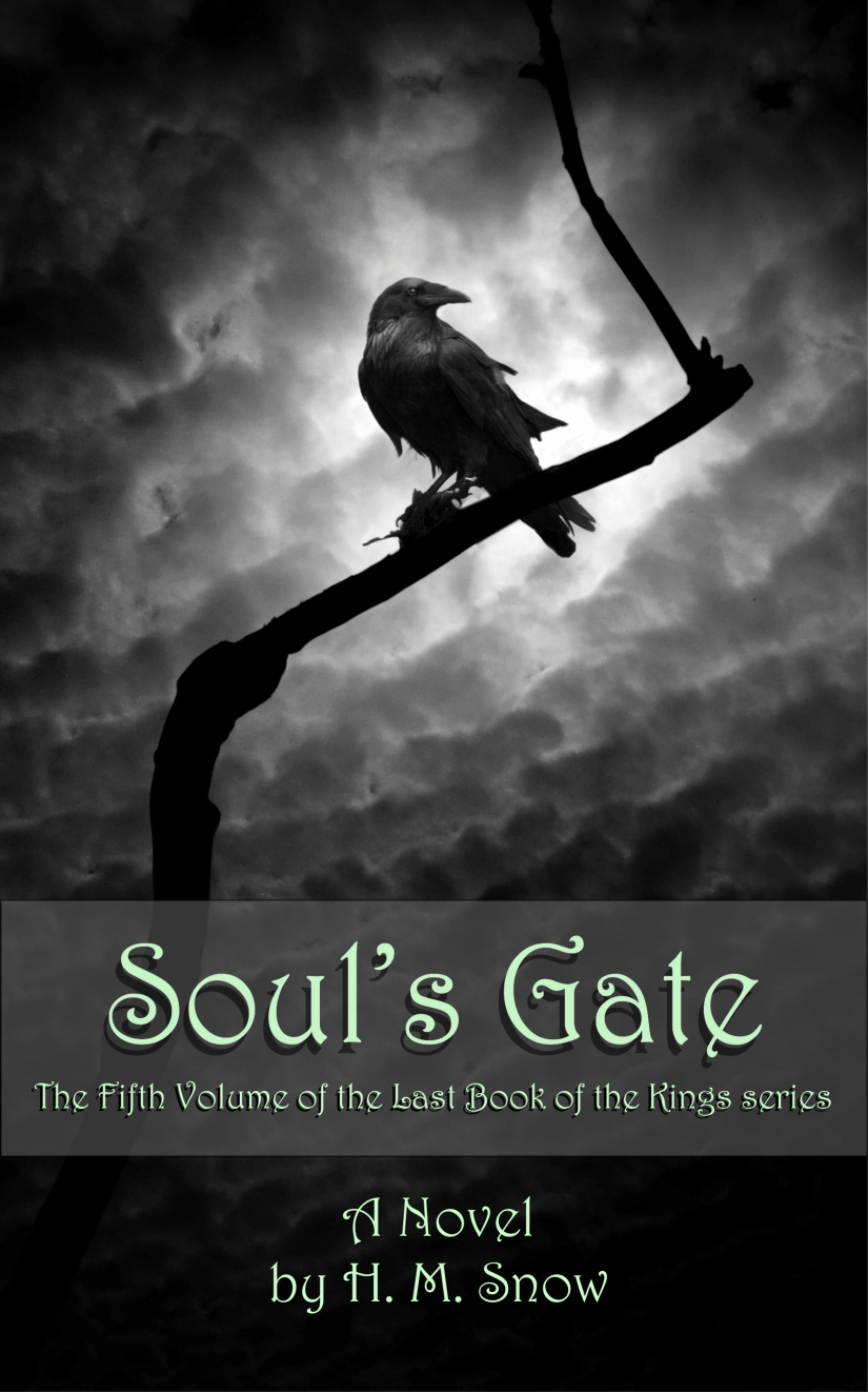 Soul's Gate – Print Version – Now Available!