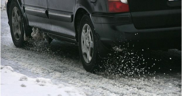 The Poetry of Winter Driving (ahaiku)